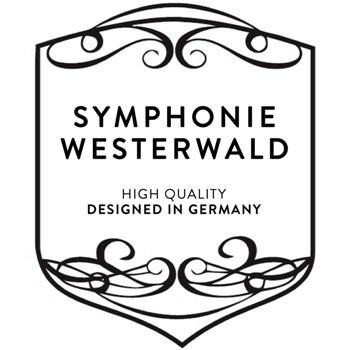 SYMPHONIE WESTERWALD – quality designed in germany, Qualitätsmarke, Westerwald, Lederhose, Lederhosen, Waldhoerner, Waldhörner, Musikinstrumente